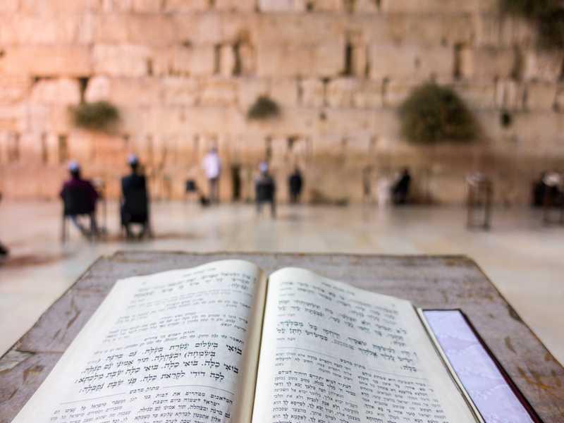 Pilger in Israel