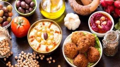 Essen in Israel